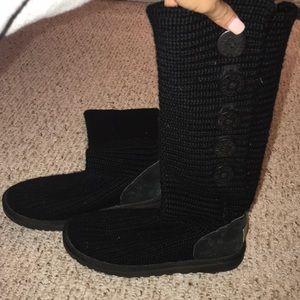 Knit Ugg's